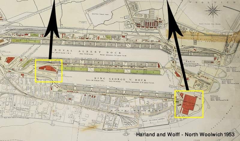 Harland and Wolff - Shipbuilding and Engineering Works
